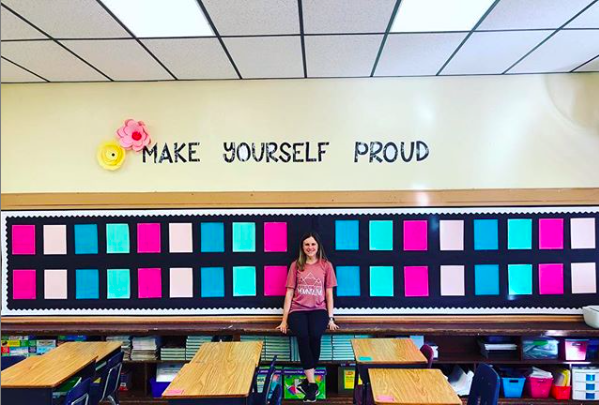 a new teachers guide to their first classroom