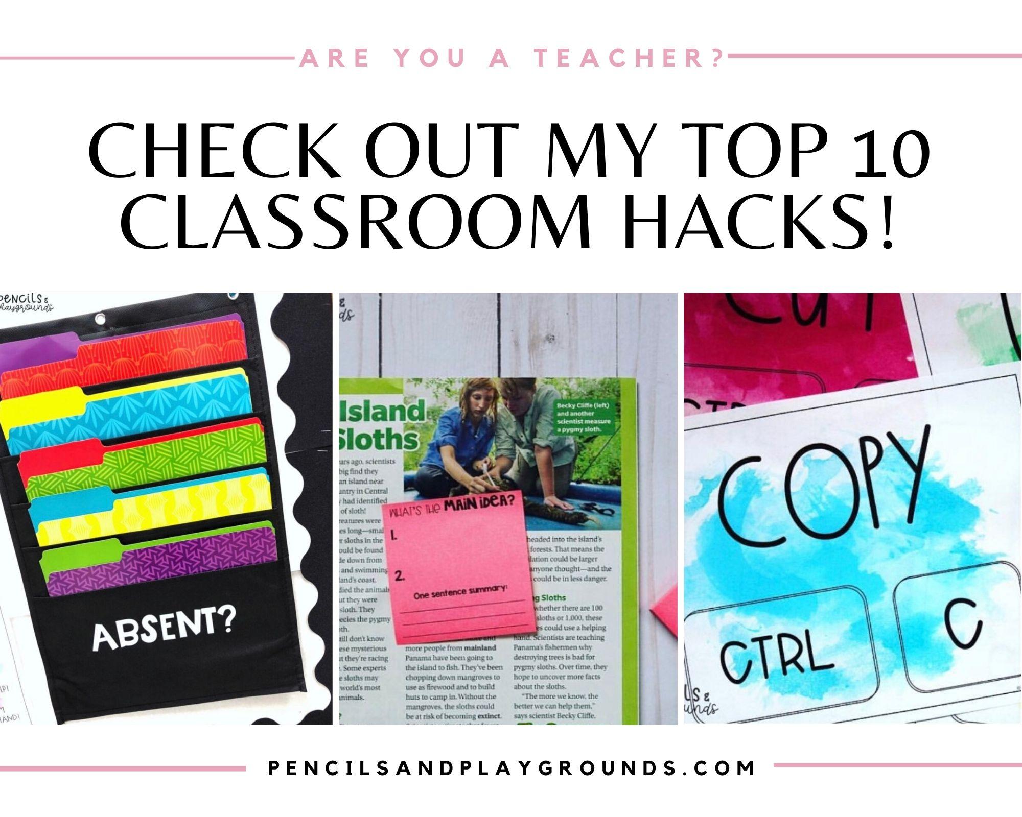 Top-Classroom-Hacks