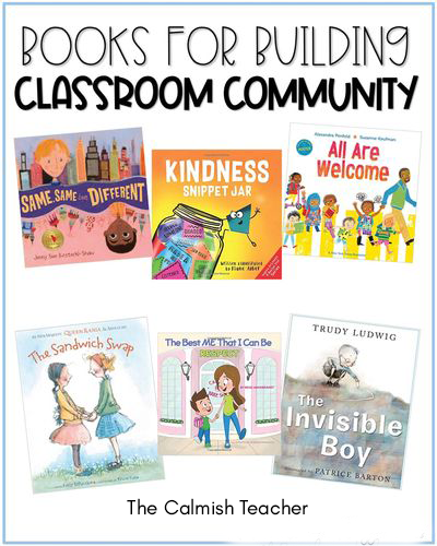 Building a strong classroom community is vital for helping our students to thrive. Today, I'll be reviewing my favorite classroom community activities.