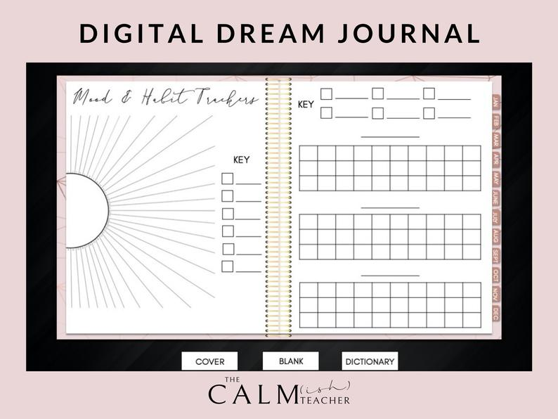 Dreams give us amazing insight into our bodies and our minds. Therefore, dream journals are so successful and have so many benefits.